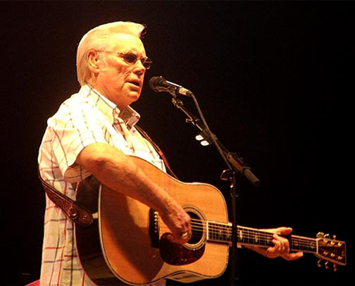 Music Friday: Country Legend George Jones Put a Golden Band on 'The Right Left Hand' This Time