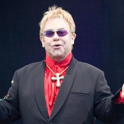 Music Friday: Elton John Suffers From a Broken Heart in 2001's 'Dark Diamond'