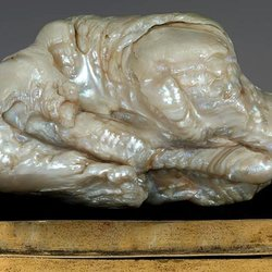 Once Owned by Catherine the Great, 'The Sleeping Lion' Pearl Hits Auction Block This Week